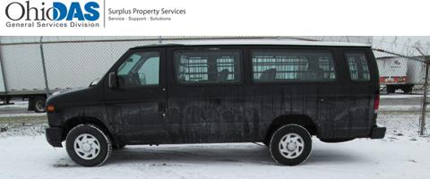 Ohio >> DAS/GSD State Surplus Automobile Auction