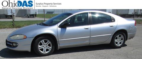 DAS/GSD State Surplus Automobile Auction